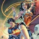 Superman/Wonder Woman (2013) #2 NM (1:25 Variant Edition)