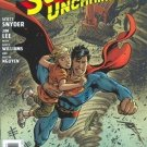 Superman Unchained #4 DC Comics Bronze Age 1:50 Variant
