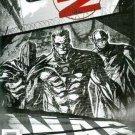 EARTH 2 #14 JUAN DOE 1:25 BLACK & WHITE Variant Cover NM