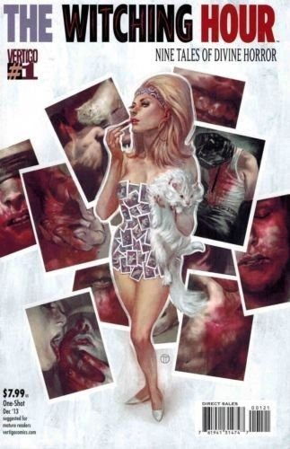 Witching Hour: Nine Tales of Divine Horror #1 Julian Totino Tedesco Variant