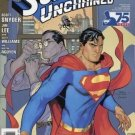 Superman Unchained #2 1:25 Modern Age Variant DC: The New 52! VF/NM