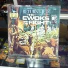 Star Wars: Return of the Jedi- The Ewoks Join the Fight 24 pg. Book and Record