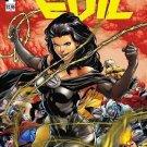 Forever Evil (2013) #1 Ivan Reis Superwoman 1:25 Variant