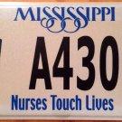 Nurse license plate Nurses Nursing Hospital RN LPA LPN NP Midwife Clinical CNA