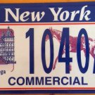 New York Saratoga Horse Race license plate Travers Hopeful Stakes horses springs