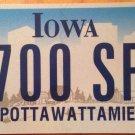 BMW 700 license plate Sports Car SFE German Auto Bayrische Motoren Werke LS RS