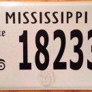 Antique Car License Plate Classic Muscle auto Rat Street Rod Dodge Chevrolet GM