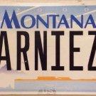 Montana vanity ARNIE Z license plate Aaron Arnold Arne Arno Arney Arnies Arni