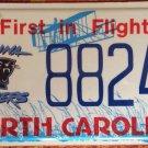 CAROLINA PANTHERS National Football League license plate Championship Ron Rivera