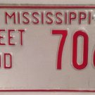 STREET ROD Custom Classic American Car license plate Rat Rodding Roadster Muscle