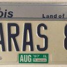 Vanity KARA 83 1983 license plate Cara Carrie Karra Karah Karalyn Karalee Kaira