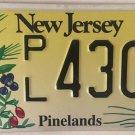 WILDLIFE FROG PINE BARRENS NATIONAL PARK license plate Pinelands Wild Animal