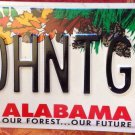 Vanity BOW HUNTING license plate Hunter Hunt Sportsman Deer Archery Bowhunting