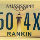 Vanity FORD 350 TURBO 4x4 license plate CHEVROLET Chevy Muscle Car