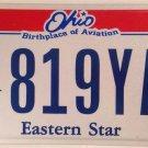 ORDER OF EASTERN STAR license plate Prince Hall Lodge Freemason Free Mason PHA
