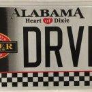 BARBER MOTORSPORTS MUSEUM vanity  DRIVE DR license plate Doctor Driver Dear Door