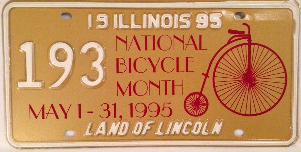 PENNY-FARTHING BIKE license plate Big High Wheel Wheeler Bicycle Penny Farthing