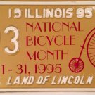 PENNY-FARTHING BIKE license plate Big High Wheel Wheeler Bicycle Penny Farthing