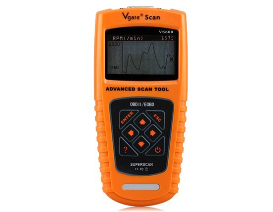 Vgate® Scan VS600 Universal OBD2 CAN BUS Scan Tool