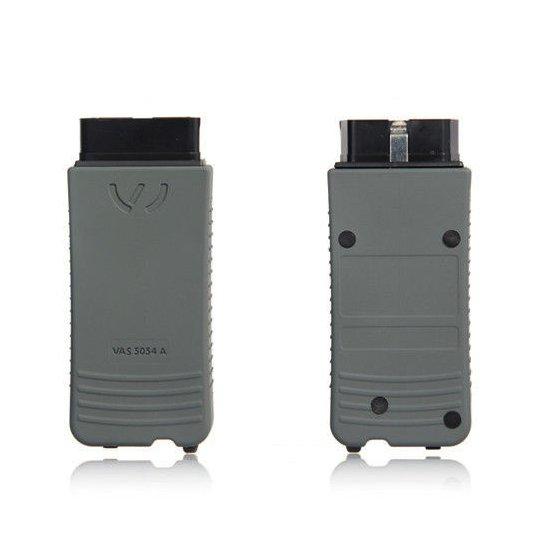 VAS 5054A + OKI Chip Bluetooth OBD2 Diagnostic Scan Tool with UDS Support + ODIS V3.0.0