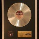 KISS Solo Paul Stanley Platinum Non RIAA Record Award Casablanca Records