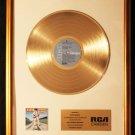 Elvis Presley Separate Ways Gold Non RIAA Record Award RCA Camden Records