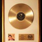 Elvis Presley King Creole Movie Soundtrack Gold Non RIAA Record Award RCA