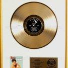 Elvis Presley Clambake Soundtrack Gold Non RIAA Record Award RCA Records