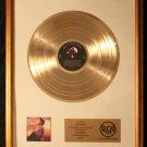 Elvis Presley Elvis 1956 2nd LP Gold Non RIAA Record Award RCA Records