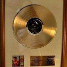 Elvis Presley Blue Hawaii Soundtrack Gold Non RIAA Record Award RCA Records