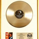 Elvis Presley Girls! Girls! Girls! Soundtrack Gold Non RIAA Record Award RCA