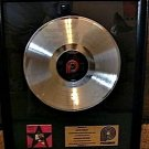Elvis Presley Sings Hits From His Movies Volume 1 Platinum Non RIAA Record Award