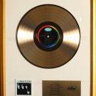 The Beatles Meet The Beatles Gold Non RIAA Record Award Capitol Records