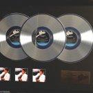 Michael Jackson Thriller 3X Platinum Non RIAA Record Award Epic Records