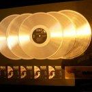 Elvis Presley Aloha From Hawaii Via Satellite 5X Platinum Non RIAA Record Award