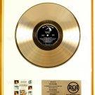 Elvis Presley Speedway Soundtrack Gold Non RIAA Record Award Nancy Sinatra