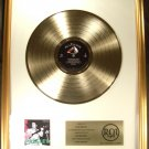 Elvis Presley 1956 Debut First 1st LP Gold Non RIAA Record Award RCA