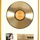 From Elvis Presley Boulevard Memphis Tennessee Gold Non RIAA Record Award RCA