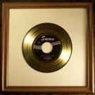 The Beatles She Loves You 45 Gold Non RIAA Record Award