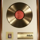 Dolly Parton Jolene LP Gold Non RIAA Record Award RCA Records