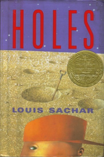 Holes(hard-cover) by Louis Sachar