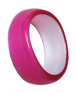 Groovy Pink Bangle