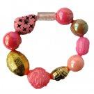 Confection Beaded Bracelet