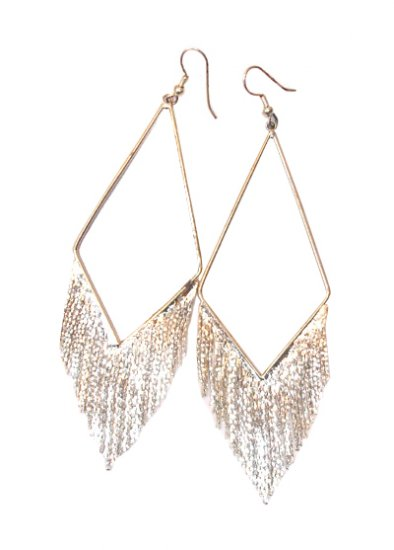 Red Carpet Glam Earrings