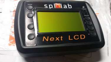 SPL-Lab Next-LCD 2 Sensor Kit SPL dB RTA AC Power Measuring system