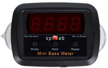 SPL-Lab Mini Bass Meter