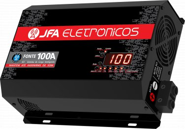 JFA Electronics 100A 14.4v Power Supply + Charger 4400w