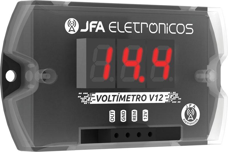 JFA Electronics V12 Slim Voltmeter