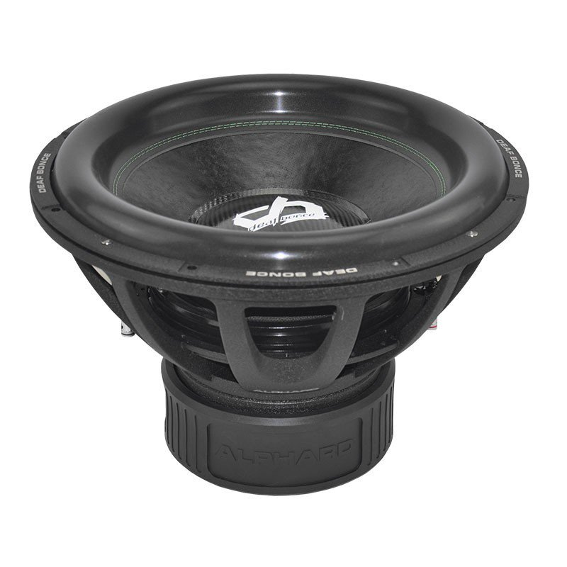 Alphard Sound Deaf Bonce DB-318 2500wrms
