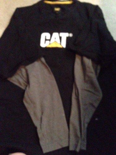 """CAT"" Dual Short Sleeve & Long Sleeve Shirt - Large"